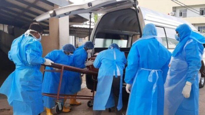Covid deaths in sri anka yesterday - සමස්ත කොවිඩ් මරණ 1,200 ඉක්මවයි