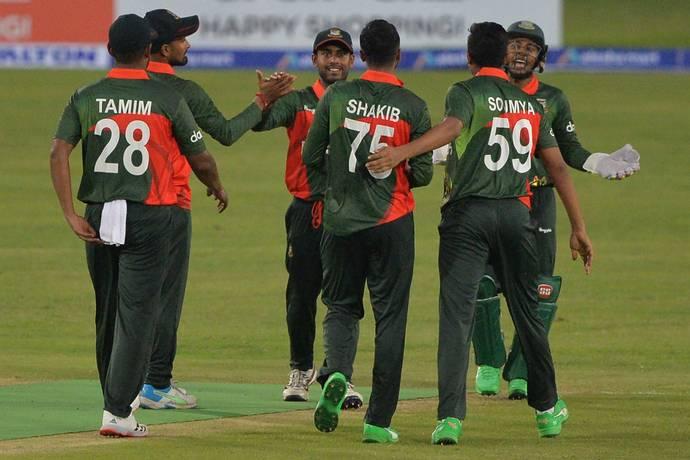 SL vs BAN 1st ODI - බංග්ලාදේශයට ජය