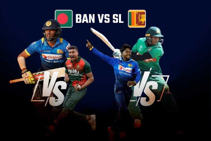 Sri Lanka Vs Bangladesh - වාස් සහ ඉසුරු උදාන