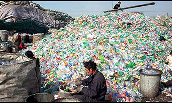 China garbage - කාබනික පොහොර කියලා ගේන්න යන්නේ චීන ටවුන්වල කුණු