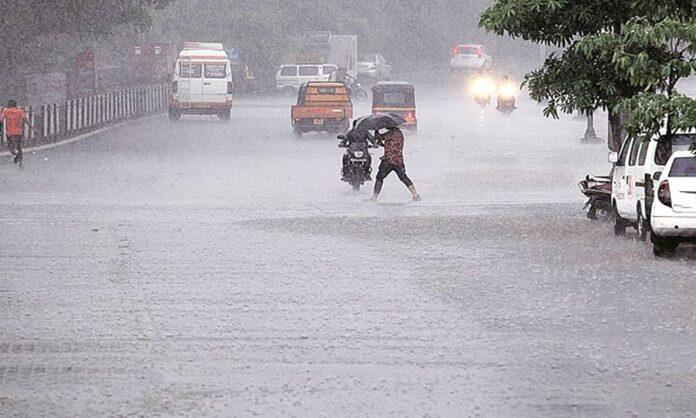 Today weather forecast in sri lanka - මි.මී 100 ඉක්මවු තද වැසි
