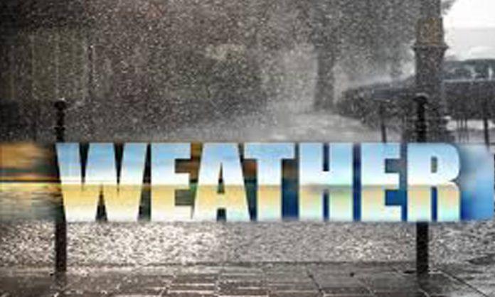 Weather - ඉදිරි දින කිහිපය තුළ කාළගුණයේ වෙනසක්