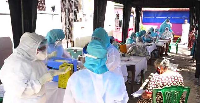 coronavirus new cases - ඊයේ දිනයේ කොවිඩ් ආසාදිතයින් හමුවූ ප්රදේශ