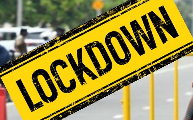 Lockdown - එකම කොවිඩ් ආසාදිතයෙක්වත් නැතිව ගමක් හුදෙකලා කරලා