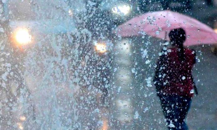 Rain - ප්රදේශ කිහිපයකට අදත් ගිගුරුම් සහිත වැසි