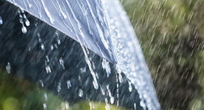 Rain - අදත් පළාත් කිහිපයකට තරමක තද වැසි