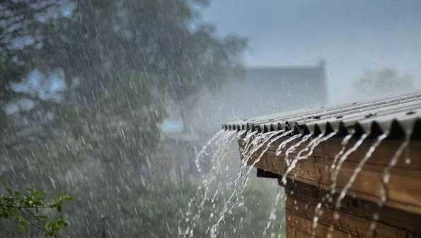 rain - ප්රදේශ කිහිපයකට වැසි වාර කිහිපයක්