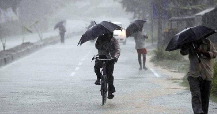 Rain - වැසි තත්ත්වයේ තාවකාලික වැඩි වීමක්