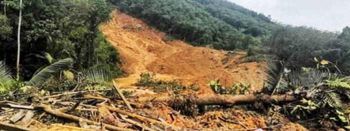 Landslide - නාය යෑම් අනතුරු ඇඟවීම් නිකුත් කර ඇති ප්රදේශ මෙන්න