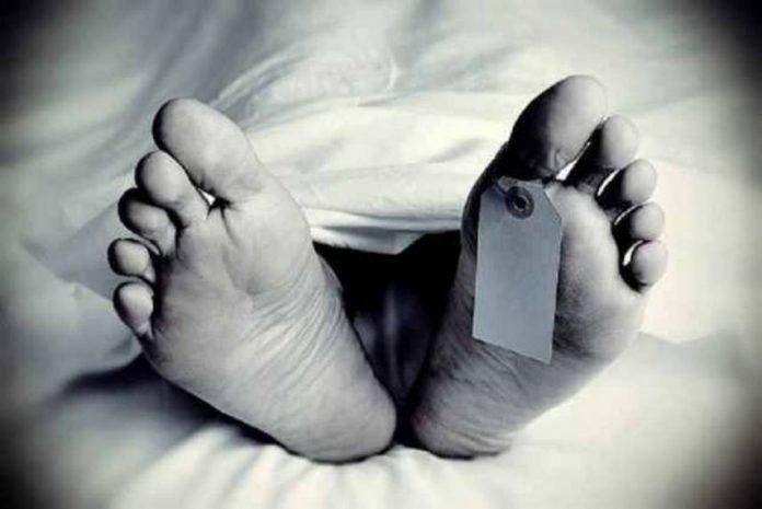 Death body - ඇල්පිටියේ පාළු නිවසක පුද්ගල මළ සිරුරක්
