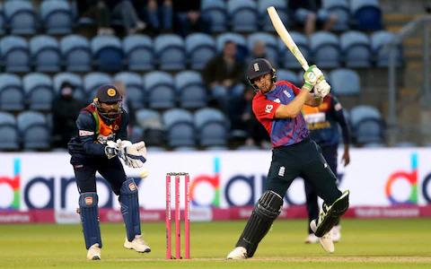 England team - පළමු T20 තරගයෙන් එංගලන්ත කණ්ඩායමට කඩුලු 8ක ජයක්