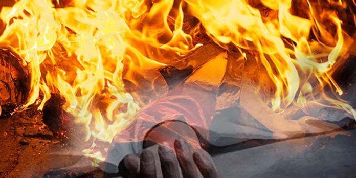 Fire in flat - මොරටුව මහල් නිවාසයේ ගින්නකින් සරසවි සිසුවියක් මරුට