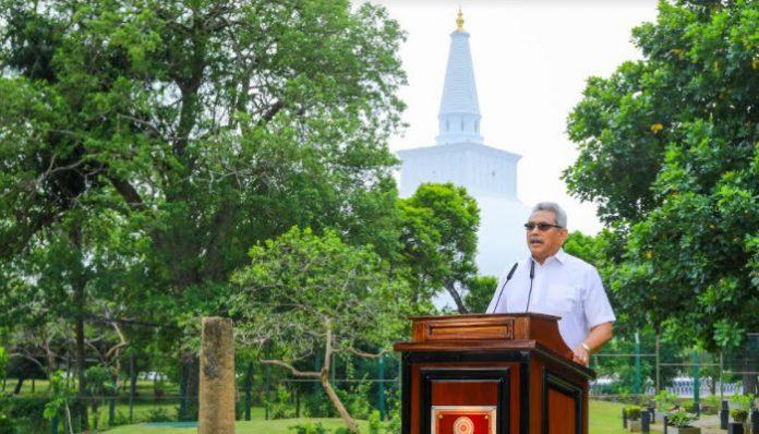 President Gotabaya Rajapaksa - පුද්ගලික ඉල්ලීම් ඉටු නොවූ පිරිසක් රජය අසාර්ථකයි යන මතය ජනගත කරන්න උත්සාහ දරනවා - ජනපති