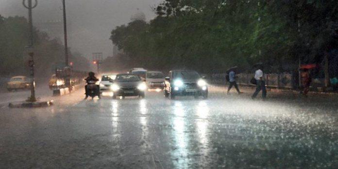 Rain - අදත් ප්රදේශ කිහිපයකට වැසි