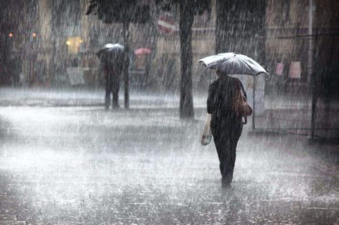 Rain - Rain - අද ප්රදේශ කිහිපයකට සවස් කාලයේ දී තද වැසි