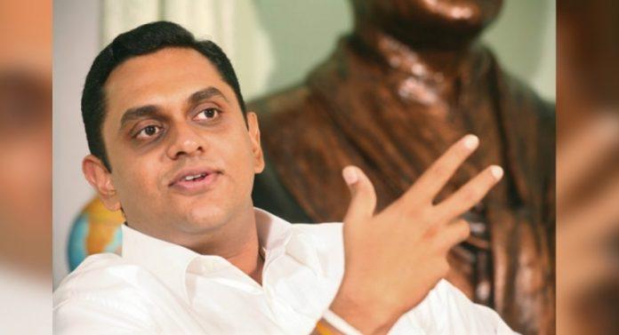 Shasheendra Rajapaksa - සියලුම අමාත්යාංශ වලට මැදිහත් වියහැකි බලයක් සහිත අමාත්ය ධුරයක් බැසිල්ට ලැබිය යුතුබව ශෂීන්ද්ර කියයි