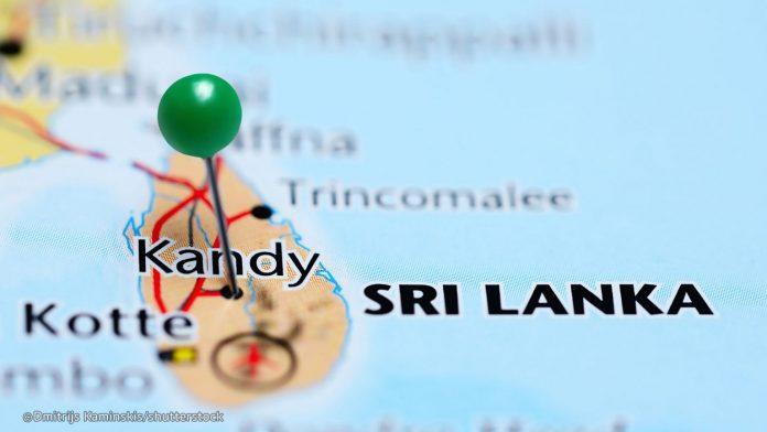 Sri lanka - ඊයේ කොවිඩ් ආසාදිතයින් හඳුනාගත් ප්රදේශ