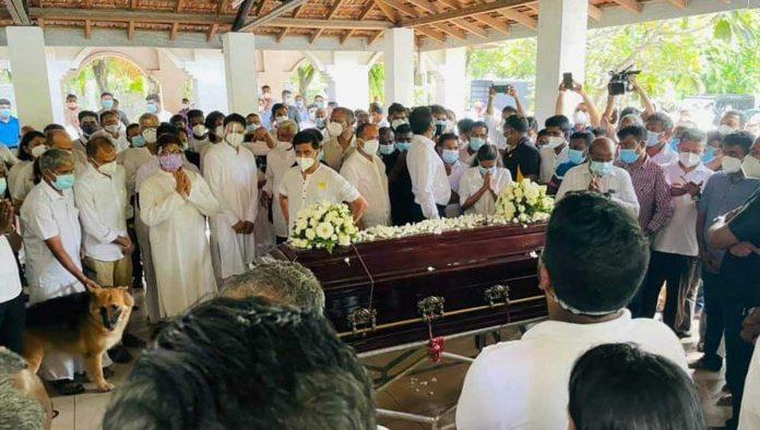 Funeral of Rajamahendran - කොරෝනා නීති කැඩූ මහරාජාගේ අවමගුල ගැන මුල සිට සොයයි