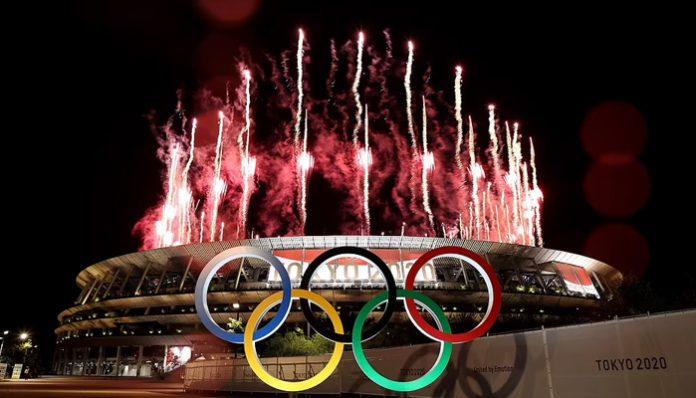 Olympic 2020 - 2020 ටෝකියෝ ඔලිම්පික් තරගාවලිය ඇරඹෙයි (PHOTOS)