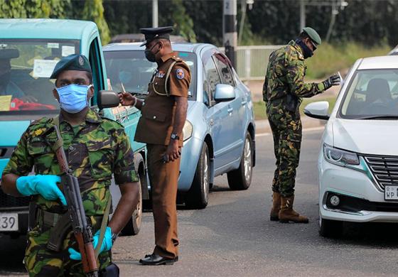 Sri Lanka Police - අද උදෑසන සිට හුදකලා කළ ප්රදේශ මෙන්න