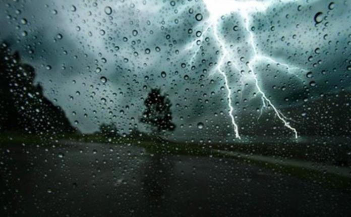Rain - ප්රදේශ කිහිපයකට අද ගිගුරුම් සහිත වැසි