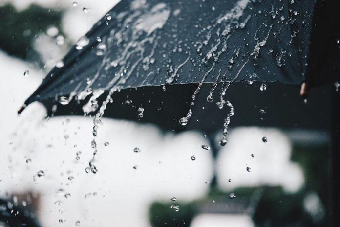 Today Weather - ප්රදේශ කිහිපයකට තරමක තද වැසි