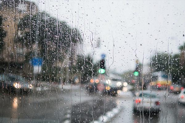 Rain - ප්රදේශ කිහිපයකට අද තරමක තද වැසි