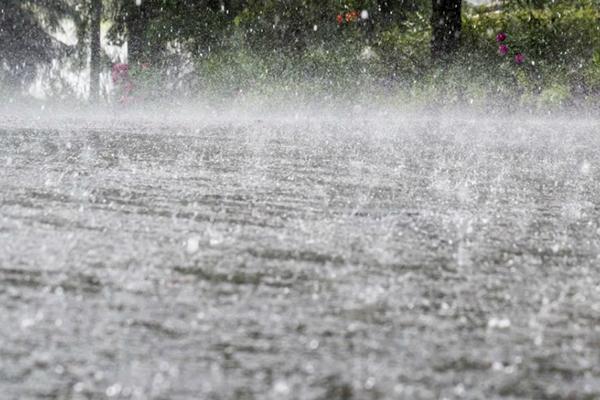 Rain - ප්රදේශ කිහිපයකට මි.මී 75 ඉක්මවු තරමක් තද වැසි